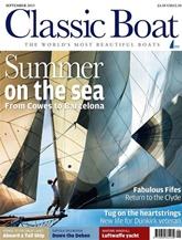 Classic Boat omslag