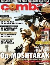 Combat & Survival omslag