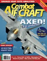 Combat Aircraft omslag