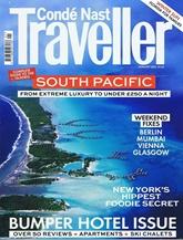 Conde Nast Traveler (US Edition) omslag