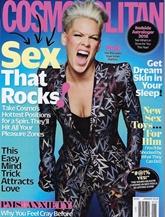 Cosmopolitan (US Edition) omslag
