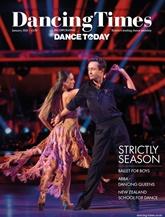 Dancing Times omslag