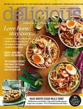 Delicious Magazine omslag