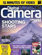 Digital Camera Magazine omslag
