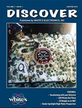 Discover Magazine omslag