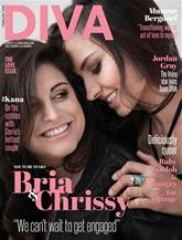 Diva Magazine omslag