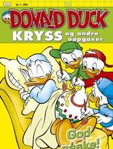 Donald Duck Kryss omslag