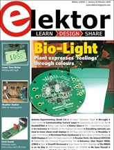 Elektor Electronics (gold Membership) omslag