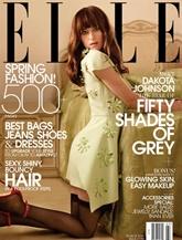 Elle (US Edition) omslag