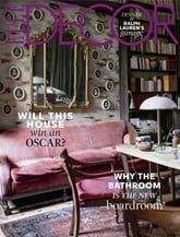 Elle Decor (US Edition) omslag