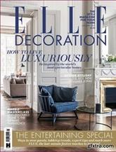 Elle Decoration (UK Edition) omslag