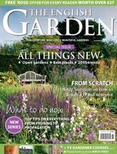 English Garden omslag
