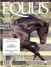 Equus omslag