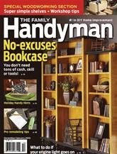 Family Handyman omslag