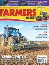 Farmers Weekly omslag