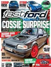 Fast Ford omslag