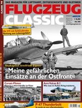 Flugzeug Classic omslag