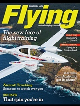 Flying omslag
