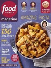 Food Network Magazine omslag