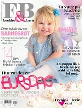 Foreldre & Barn omslag