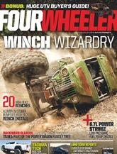 Four Wheeler omslag