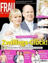 Frau Im Spiegel omslag