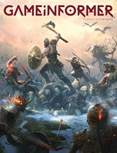 Game Informer omslag