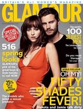 Glamour omslag
