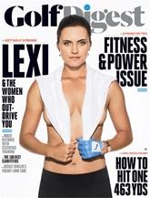 Golf Digest (US Edition) omslag