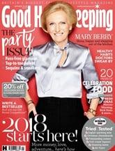 Good Housekeeping (UK Edition) omslag