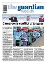 Guardian Weekly omslag