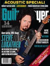 Guitar Player omslag
