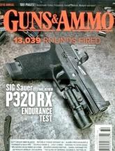 Guns & Ammo omslag