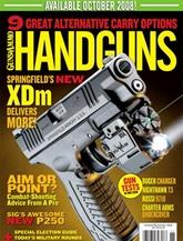 Handguns omslag