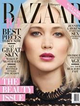 Harper´s Bazaar (US Edition) omslag