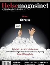 Helsemagasinet VOF omslag