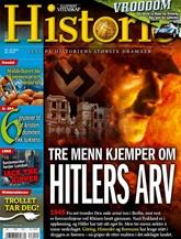 Historie omslag
