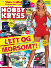 Hobby Kryss omslag