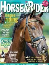 Horse & Rider omslag