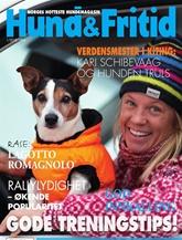Hund & Fritid omslag