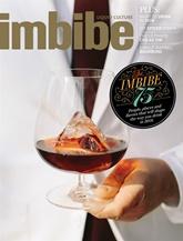 Imbibe Magazine omslag