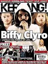 Kerrang omslag
