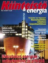 Kiinteistö ja energia omslag