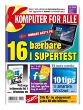 Komputer for alle omslag