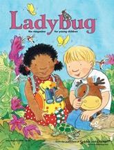 Ladybug omslag