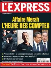 L'Express omslag