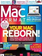 Mac Format omslag
