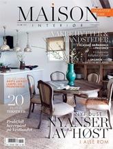 Maison Interiør omslag