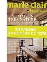 Marie Claire Maison omslag