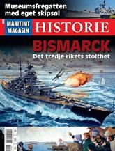 Maritimt Magasin Historie omslag
